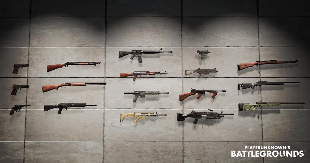 【PUBGで敵に弾が当たらない人必見】撃ち方の基本やAIM方法について詳しく解説