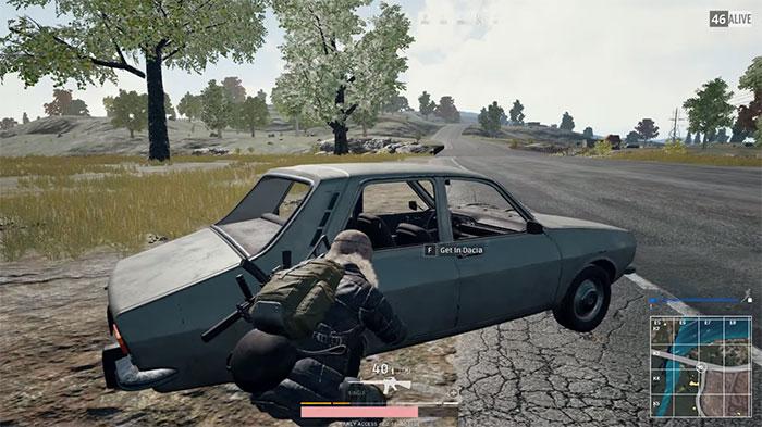 「PUBG」積極的に使っていきたい『車両に関する応用テクニック』を紹介