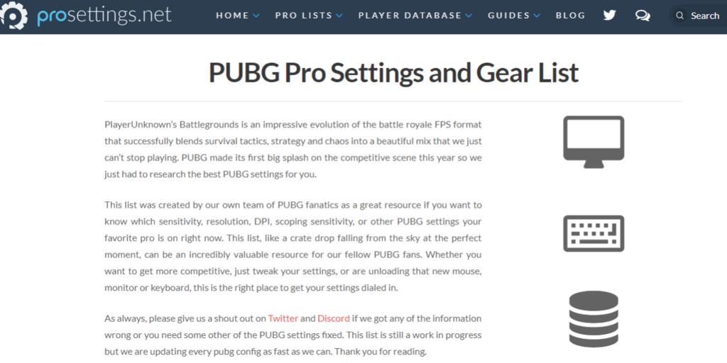 「PUBG」Mr Grimmmzなど海外の人気配信者やプロの使用デバイスとマウス感度設定リスト