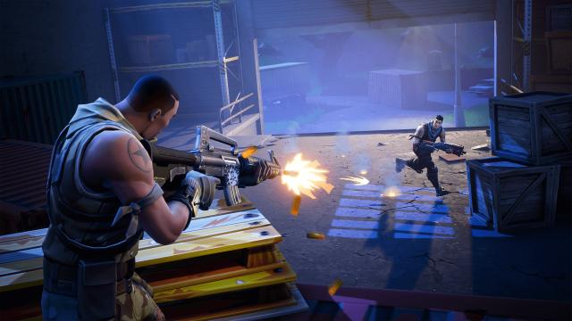 【Fortnite Battle Royale】武器ガイド:アサルトライフル系全種の性能やダメージをレアリティ別でまとめ