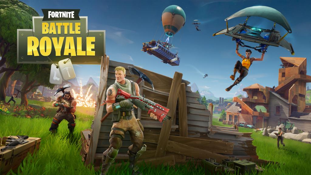 【Fortnite Battle Royale】アップデート1.7.2のパッチノートが公開,多数のバグや問題の修正