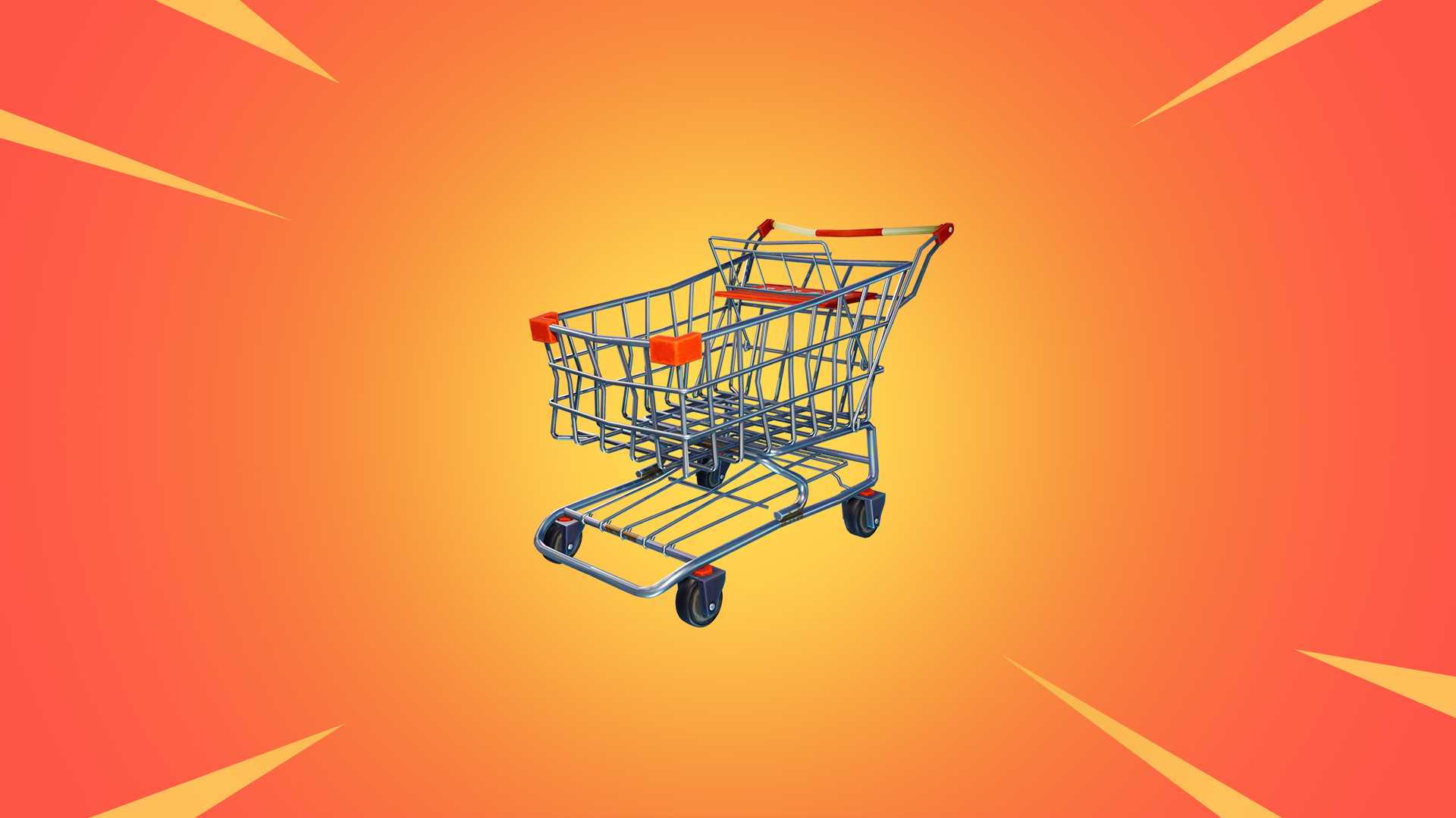 『フォートナイト』v4.3アップデート:車両「ショッピングカート」実装、モバイル版へボイスチャット機能導入など