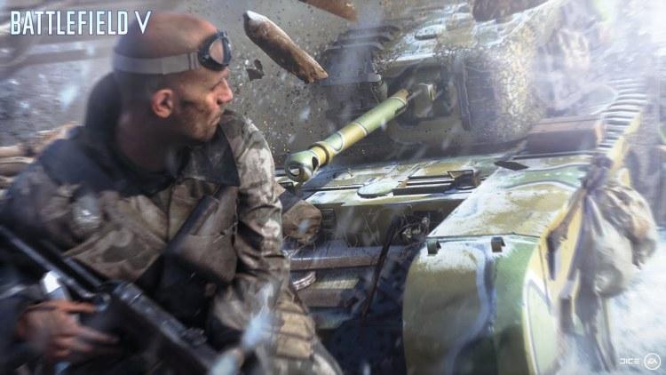 『Battlefield V』新たなマルチプレイヤートレーラー公開、バトルロイヤルモードの導入も決定