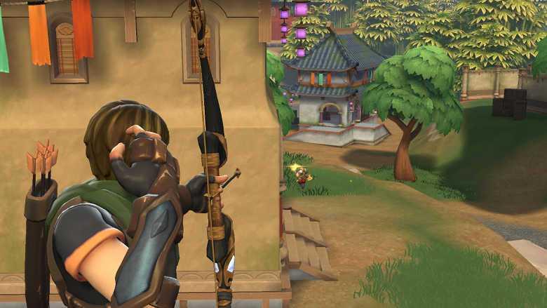 【Realm Royale】ハンター(Hunter)ガイド:クラスの特徴と各アビリティの性能、立ち回りについて解説