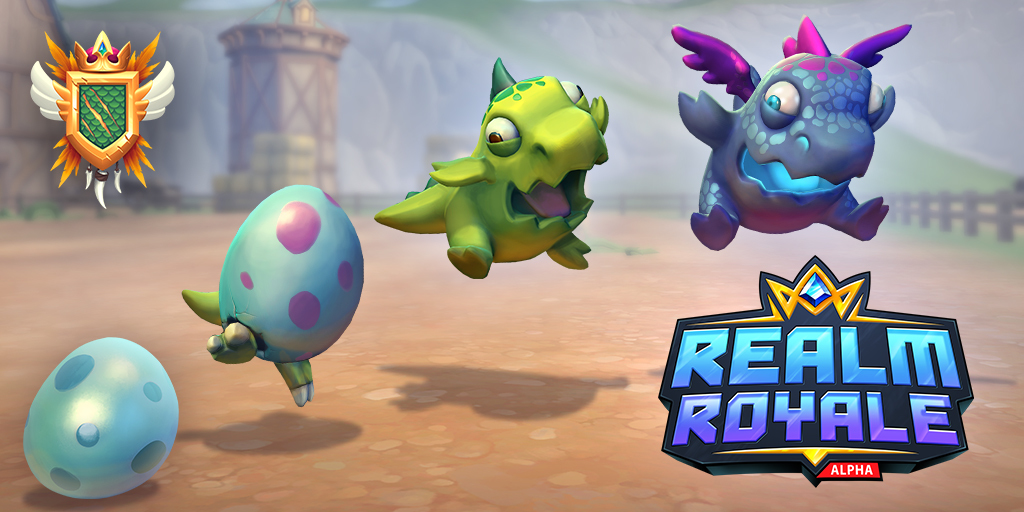 【Realm Royale】ライブサーバーアップデート:「バトルパス」実装、一部地域のエリア改善など