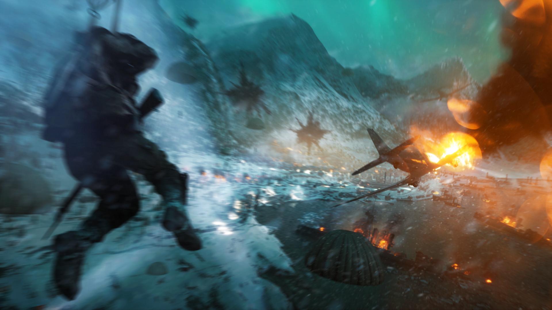 『Battlefield V』オープンベータテストは9月上旬に実施か