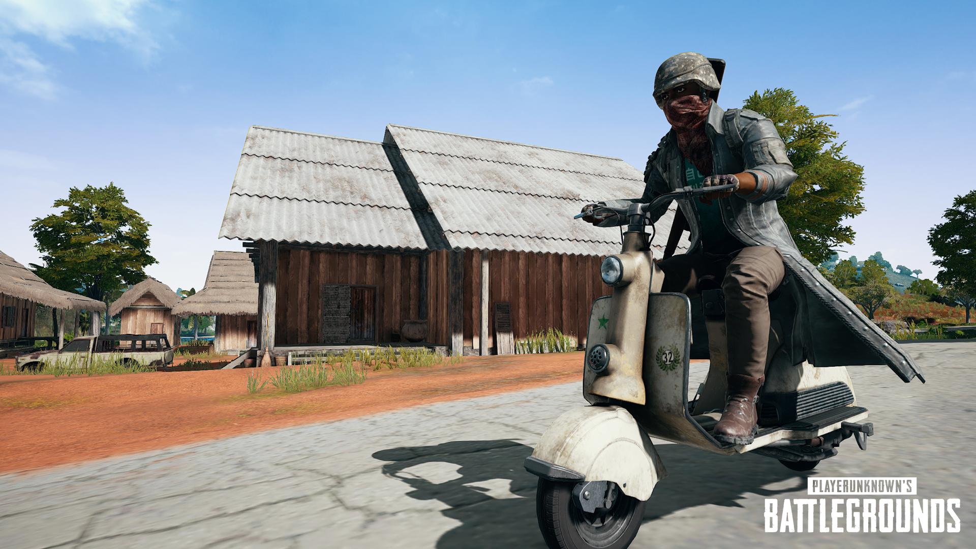 【PUBG】PC1.0アップデート#20:新武器「Beryl M762」とSanhok専用の新車両「Scooter」実装、ゲームプレイやUI/UXに多くの新要素も