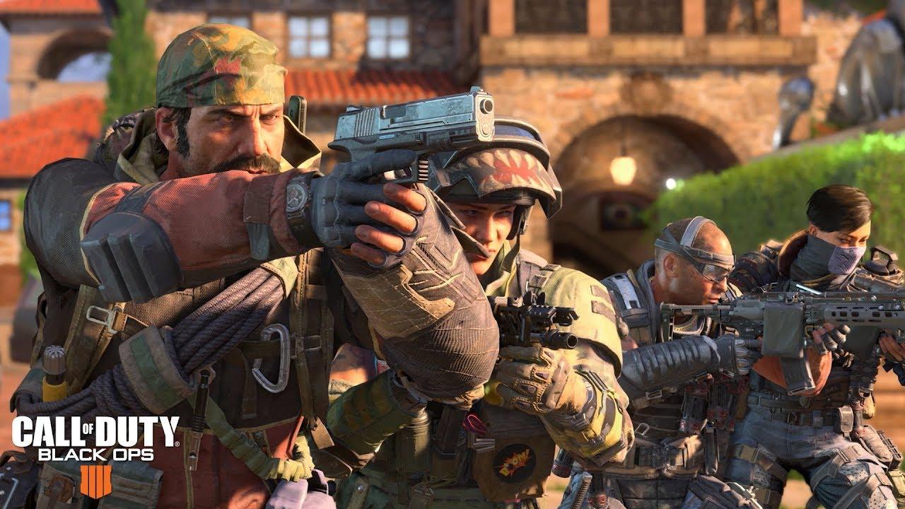 『Call of Duty: Black Ops 4』マルチプレイヤー先行ベータ:スペシャリスト10名の特殊装備と特殊武器が明らかに