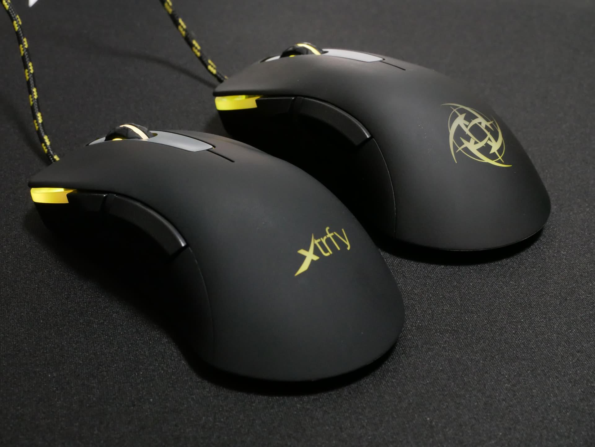「Xtrfy M1」レビュー。手に自然にフィットする左右非対称ゲーミングマウス