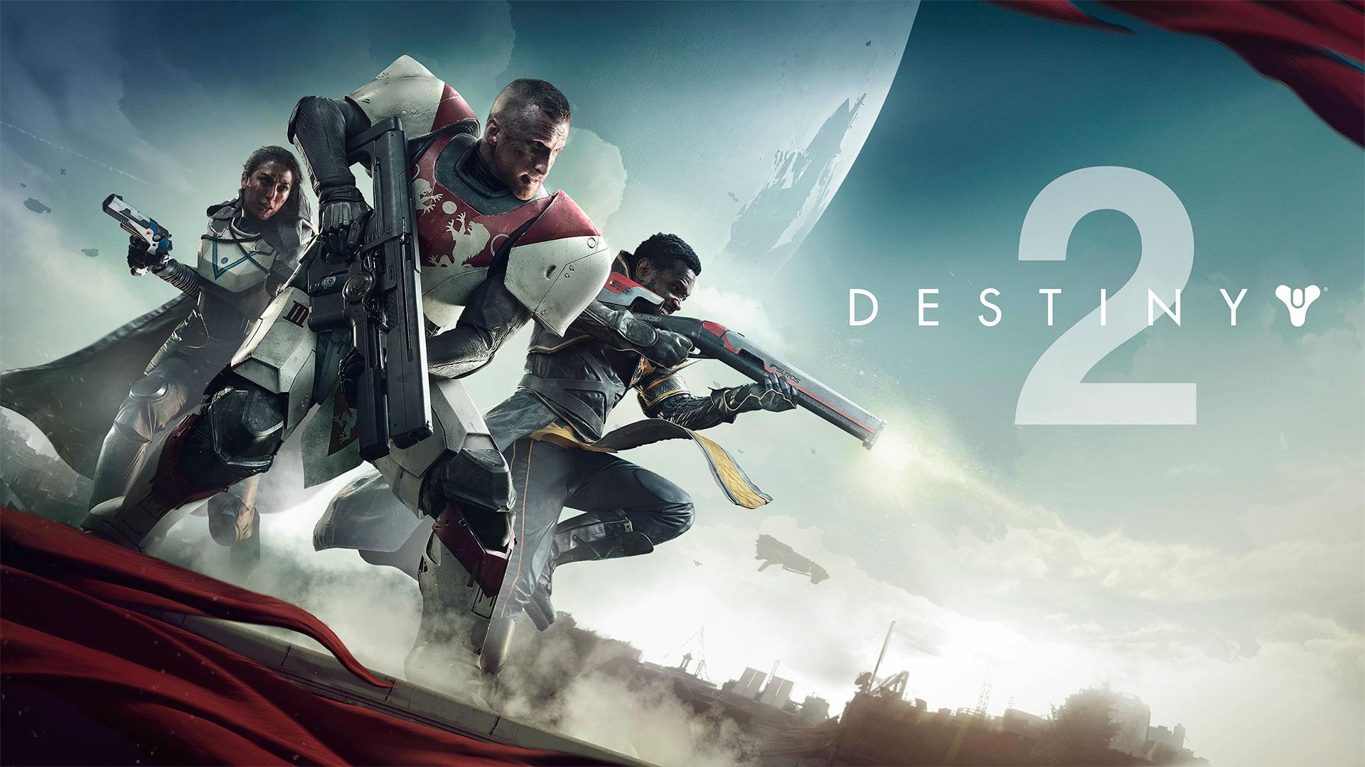 PC版『Destiny 2』が11月18日(日)まで無料配布中。さらに9日からは拡張パック内の新モード「ギャンビット」の無料体験が可能に