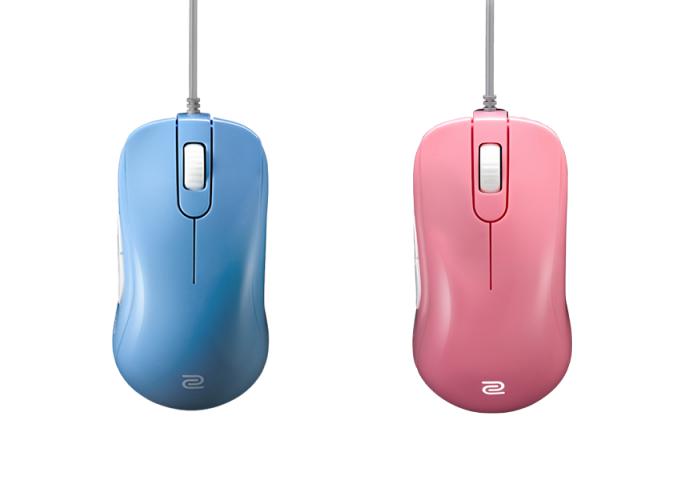 BenQ ZOWIE、新たなゲーミングマウス「ZOWIE DIVINA S」を含むポップな2カラー展開の製品ラインナップの国内取り扱いを発表。12月7日(金)より