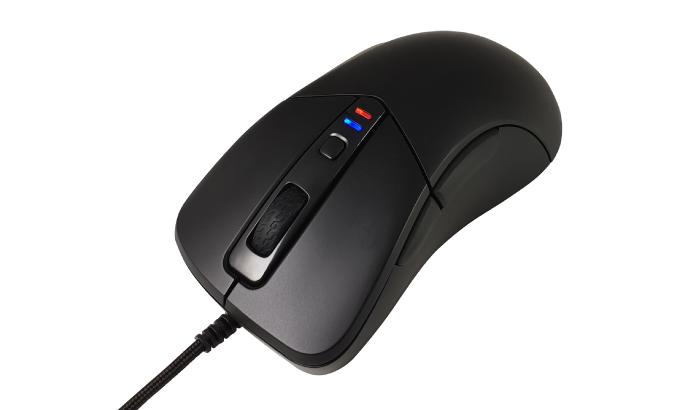 ユーザー好みの握り心地を。DHARMAPOINT、表面コーティングを2種から選べる新ゲーミングマウス「DPTM39」発表。2019年1月25日(金)発売予定
