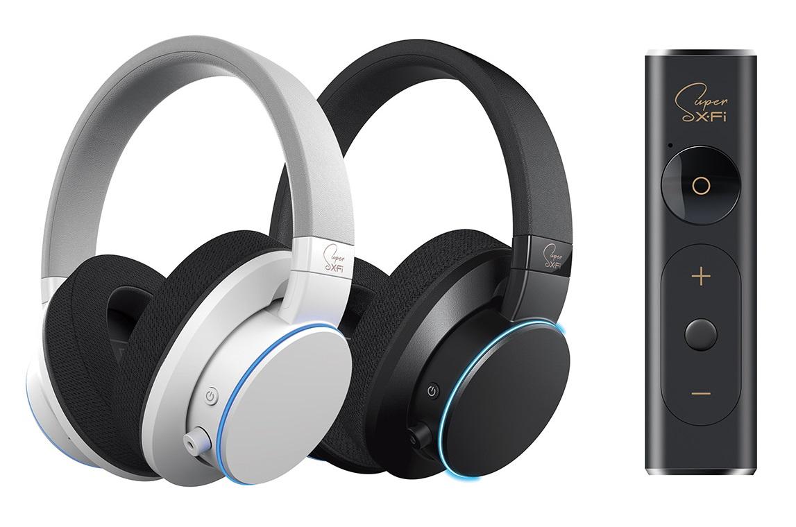 "Creative、独自のサラウンド技術""Super X-Fi""を採用したUSBサウンドデバイス「SXFI AMP」、ゲーミングヘッドセット「SXFI AIR / AIR C」を1月下旬より販売開始"