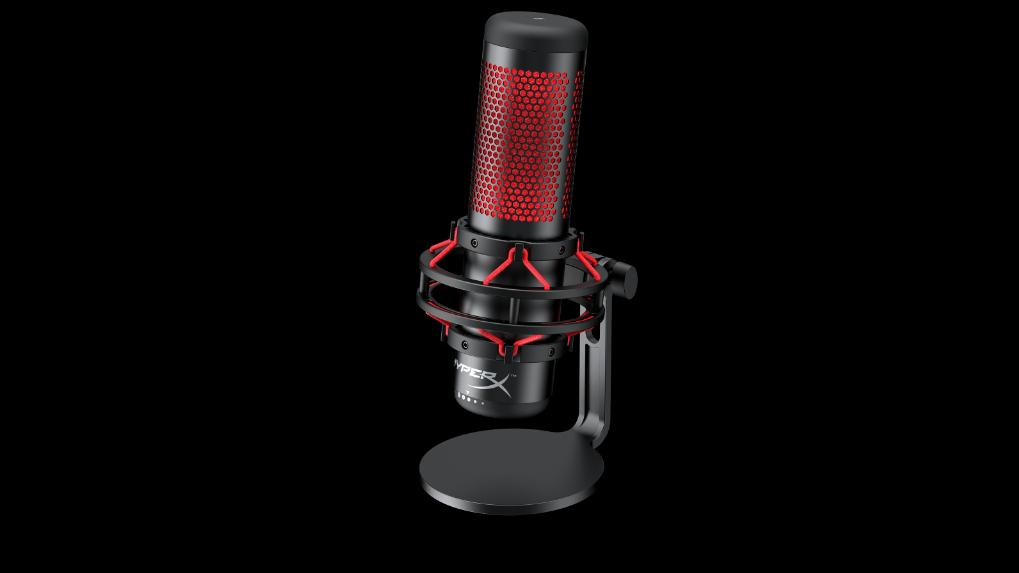 HyperX、配信者向けの高品質マイク「Quadcast」やプログラム可能なボタンを11個搭載する多機能マウス「Pulsefire Raid RGB」など計5製品を発表