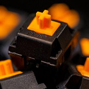 Razer Orange Switch キースイッチ – 仕様・スペック・評価・レビュー