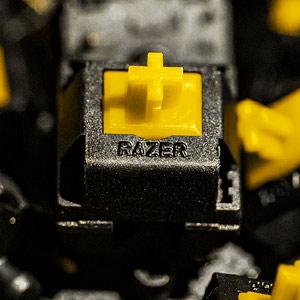 Razer Yellow Switch キースイッチ – 仕様・スペック・評価・レビュー