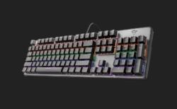 Trust Gaming、独自メカニカルキースイッチを採用したゲーミングキーボード「Trust Gaming GXT865」を2月20日(水)より販売開始。価格は税抜7,980円
