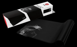 MSI、キーボードまでカバーできる900×400mmの大判ゲーミングマウスパッド「MSI AGILITY GD70」発表。3月1日(金)より販売開始