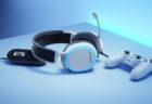 SteelSeries、人気ゲーミングヘッドセット2製品「Arctis Pro + Game DAC / Arctis Pro Wireless」にホワイトのカラーバリエーションモデルを追加