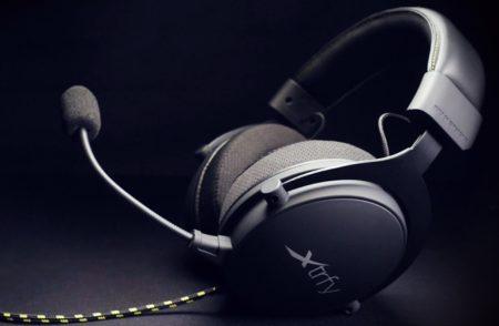 Xtrfy、特大イヤーカップと53mm径ドライバーを備えるゲーミングヘッドセット「Xtrfy H2」発表。価格は11,570円(税別)で、3月20日(水)より国内取り扱い開始