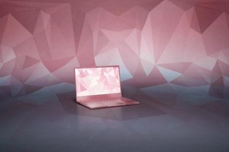 Razer、バレンタイン限定カラーモデルのノートPC「Razer Blade Stealth 13 Quartz Pink」を数量限定で国内発売