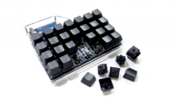 メカニカルキーボード自作に挑戦できる「BTOセルフメイドキーボードキット」が4月19日(金)に発売。ビット・トレード・ワンより