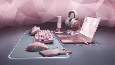 Razer、ピンク色の限定カラーモデル「Razer Quartz Pink」7製品を秋葉原ツクモeX. RAZER STOREにて先行販売開始