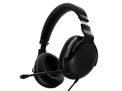 ROCCAT、本体重量210gの軽量ゲーミングヘッドセット「Noz」やLANパーティーへの機材持ち込みを容易にする「Tusko」など計4製品を発表