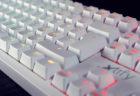 幻の白いK2が復活。Xtrfy、限定生産品として真っ白なゲーミングキーボード「Xtrfy K2-RGB White」を4月25日(木)に発売