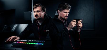 Trust Gaming、ブームマイクと内蔵型マイクを両方搭載したゲーミングイヤホン「Trust Gaming GXT 408」を5月31日(金)に販売開始。価格は3,980円(税別)