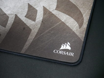 「Corsair MM350」レビュー