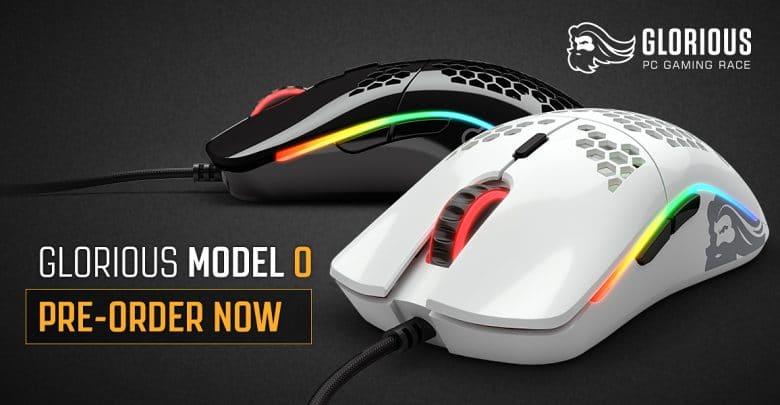 Glorious PC Gaming Race、ハニカム構造で軽量化を図った67gのゲーミングマウス「Glorious Model O」発売