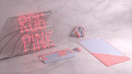 ASUS、鮮やかな色合いのカラーバリエーションモデル「ROG PINK」シリーズ発表。ゲーミングデバイス4製品が6月21日(金)より販売開始