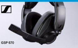 ゼンハイザー、無線接続に対応したゲーミングヘッドセット「GSP 670 Wireless Gaming Headset」発表