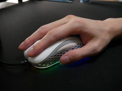 ゲーミングマウスのセンサー性能をチェックする「Mouse Tester」の使い方