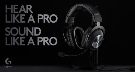 Logitech、プロ仕様のゲーミングヘッドセット「G Pro-X」と2019年版「G Pro」発表。7月中に世界市場で発売予定