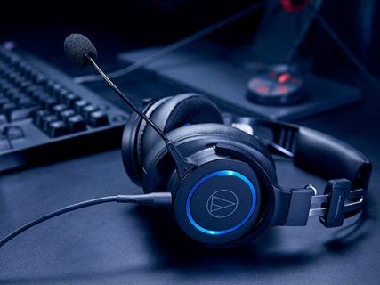 audio-technica、メーカー初のゲーミングヘッドセット「ATH-G1」「ATH-PDG1a」など計4製品を7月12日(金)より販売開始