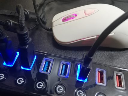 ゲーミングマウスをUSBハブに接続すると 性能は劣化してしまうのか?【検証】