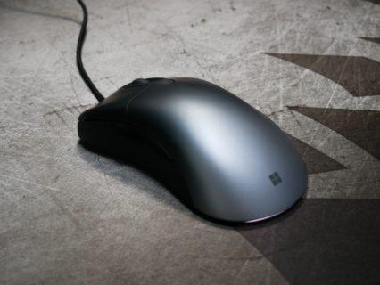 「Microsoft Pro IntelliMouse」レビュー