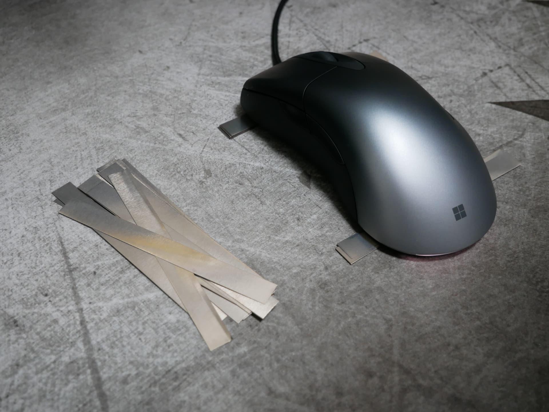 ゲーミングマウスのリフトオフディスタンス(LoD)を短くする方法