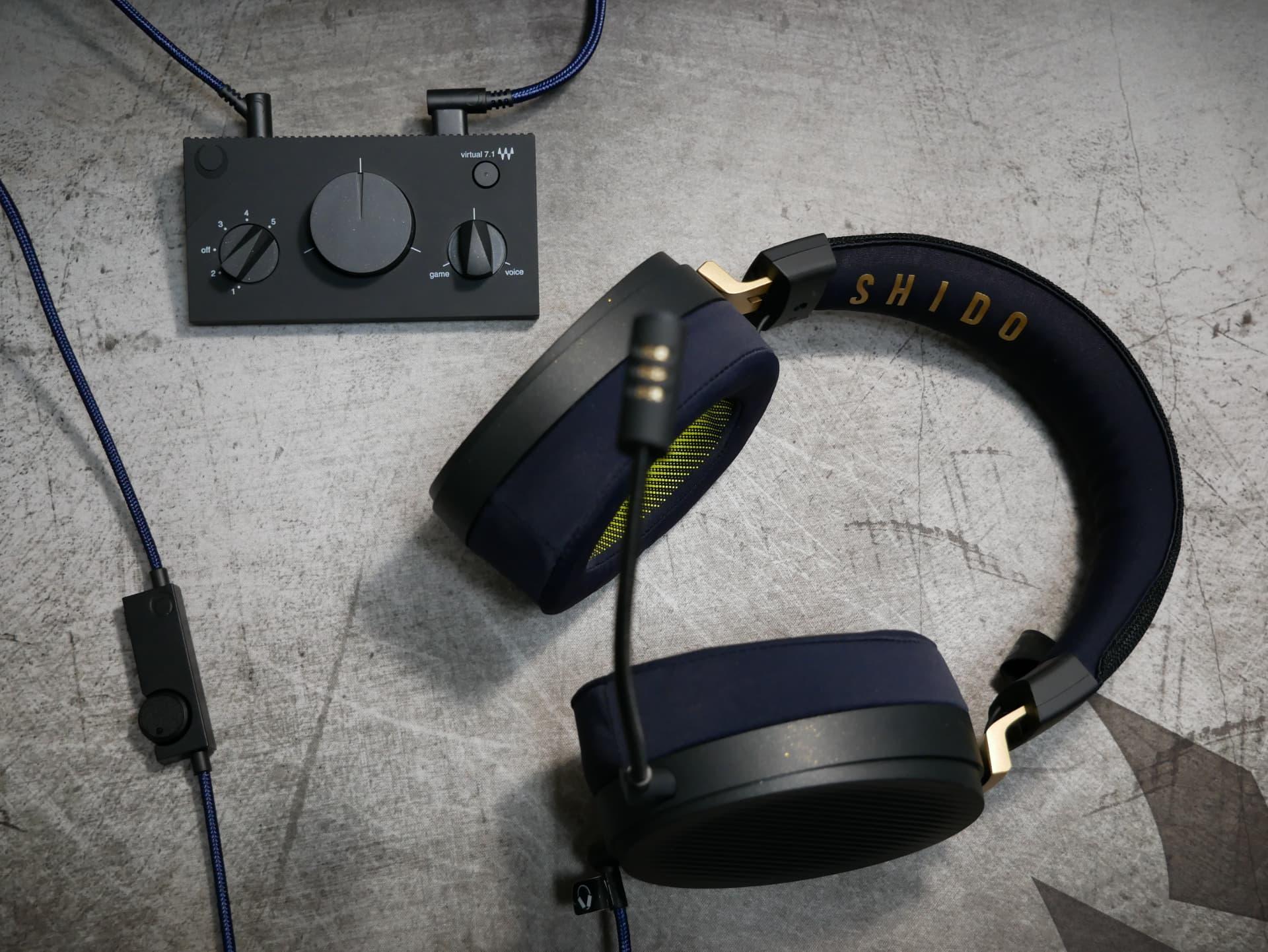 「SHIDO:001 / SHIDO:002」レビュー。オンキヨー初のゲーマー向け製品は粗削りながらFPSに最適なサウンドをもたらす