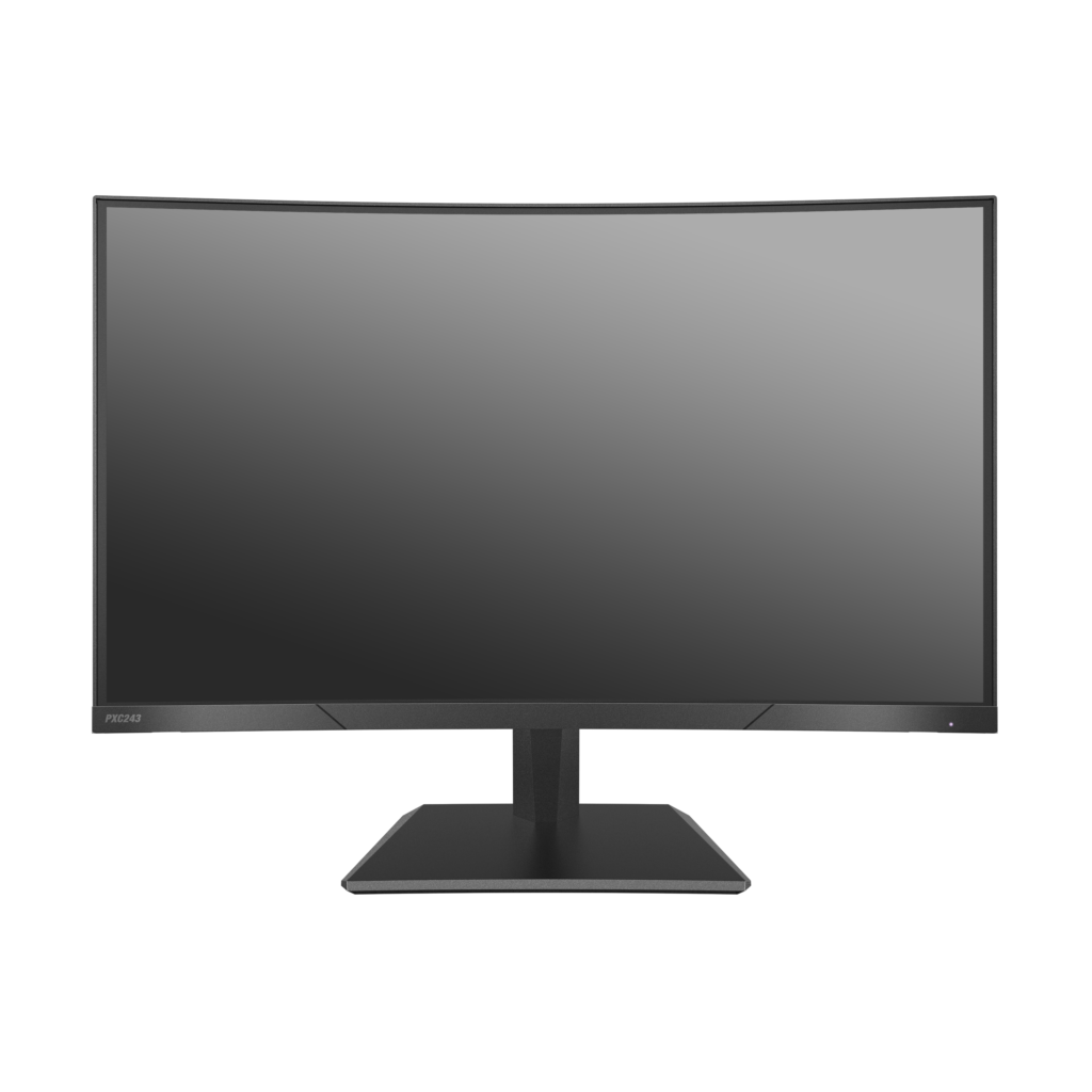 Pixio、湾曲VAパネルを備えた144Hzゲーミングモニター2製品「PXC243, PXC273」発表。販売価格は税込19,980円から