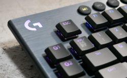 「Logicool G913」レビュー。ワイヤレス技術LIGHTSPEEDを備えた薄型ゲーミングキーボード