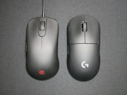ゲーミングマウスは無線と有線のどちらが良いのか
