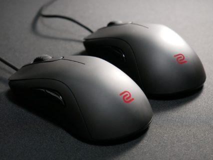 「BenQ ZOWIE S1 / S2」レビュー。縦方向への操作が容易な、グリップ感に長けた左右対称型ゲーミングマウス