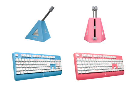BenQ ZOWIE、新型マウスバンジー「CAMADE II DIVINA」とゲーミングキーボード「CELERITAS II DIVINA」発表。DIVINAシリーズの製品ラインナップを拡充