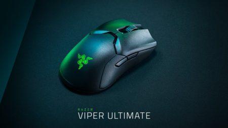 Razer、本体重量74gの無線ゲーミングマウス「Razer Viper Ultimate」を10月31日(木)に国内発売