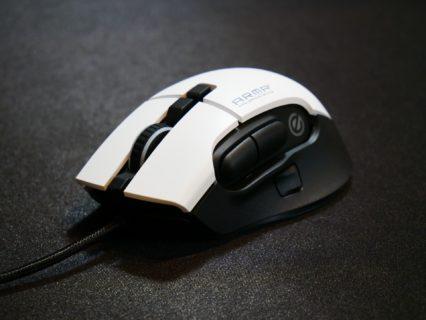 「ELECOM M-ARMA50」レビュー。小型のエルゴノミクスマウスを好むユーザーの新たな選択肢となり得るか