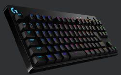 Logicool、キースイッチ交換に対応したテンキーレスのゲーミングキーボード「Logicool G Pro X」とキースイッチセットを11月14日(木)より発売