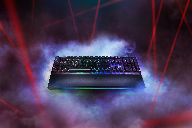Razer、ハイエンドキーボード「Razer Huntsman Elite」にLinear Optical Switch搭載モデルを追加。10月31日(木)より国内発売